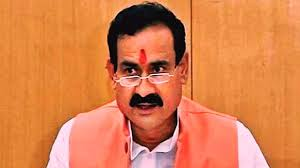 bhopal, Voting and bestowing, should be done,carefully, Dr. Narottam Mishra
