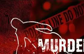 Khandwa, Wife murdered,stabbing her , character, she also ,attempted suicide