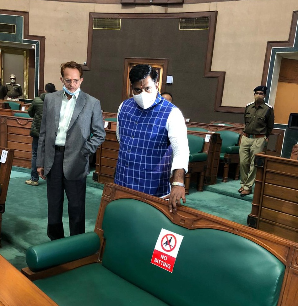 bhopal,MP assembly session, from Monday, occasional Speaker Sharma